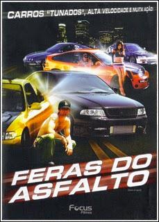 Download Filme Feras do Asfalto DVDRip AVI + RMVB Dublado