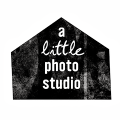 We love a little photo studio!