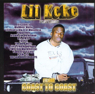 Lil Keke – Featured From Coast To Coast (CD) (2000) (320 kbps)