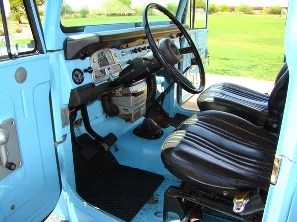 Awesome 1973 Toyota Land Cruiser Fj40 Auto Restorationice