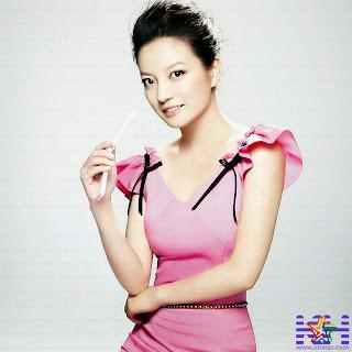 Beauty actress Zhao Wei