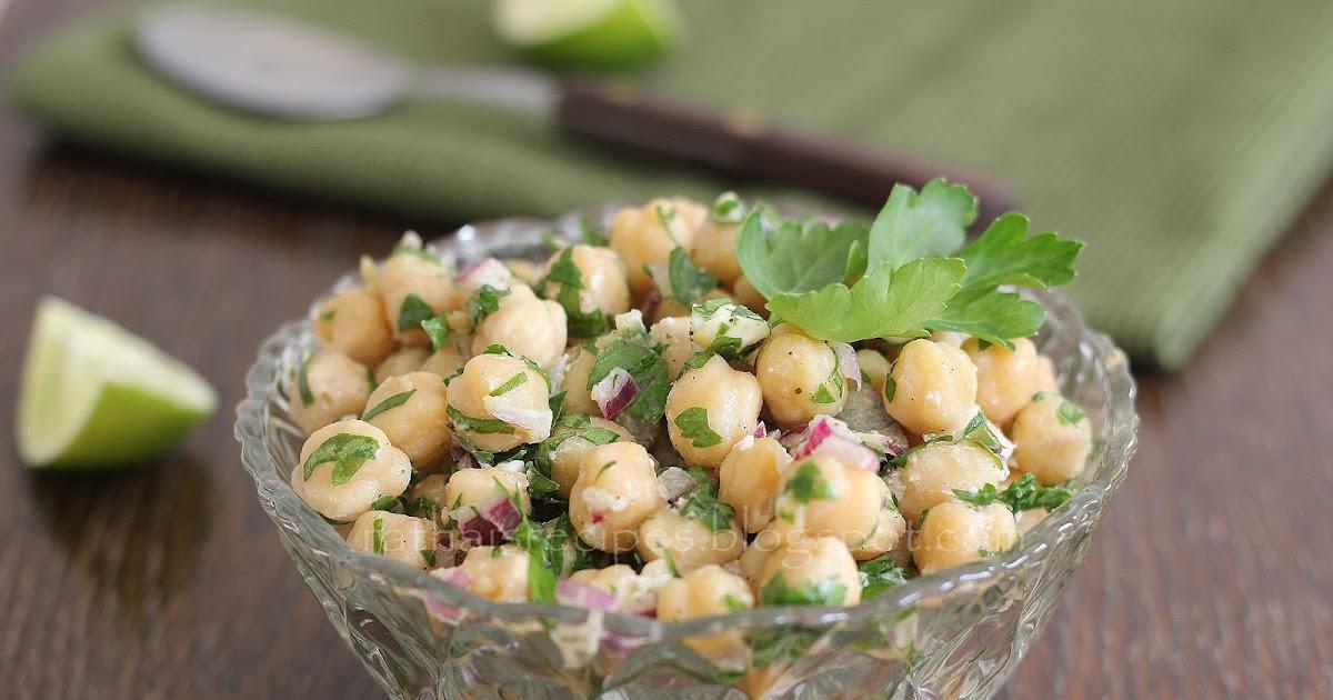 Rathai's Recipes: Middle Eastern Salad