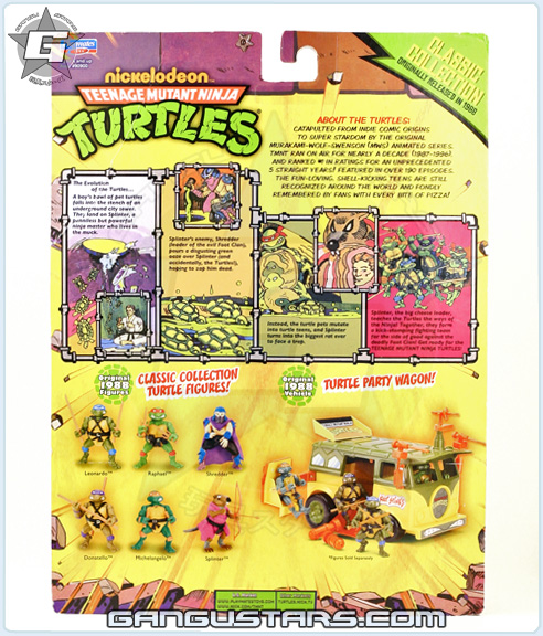 80s eastman laird 1998 Leonardo TMNT Ninja Turtles playmates comic action figures