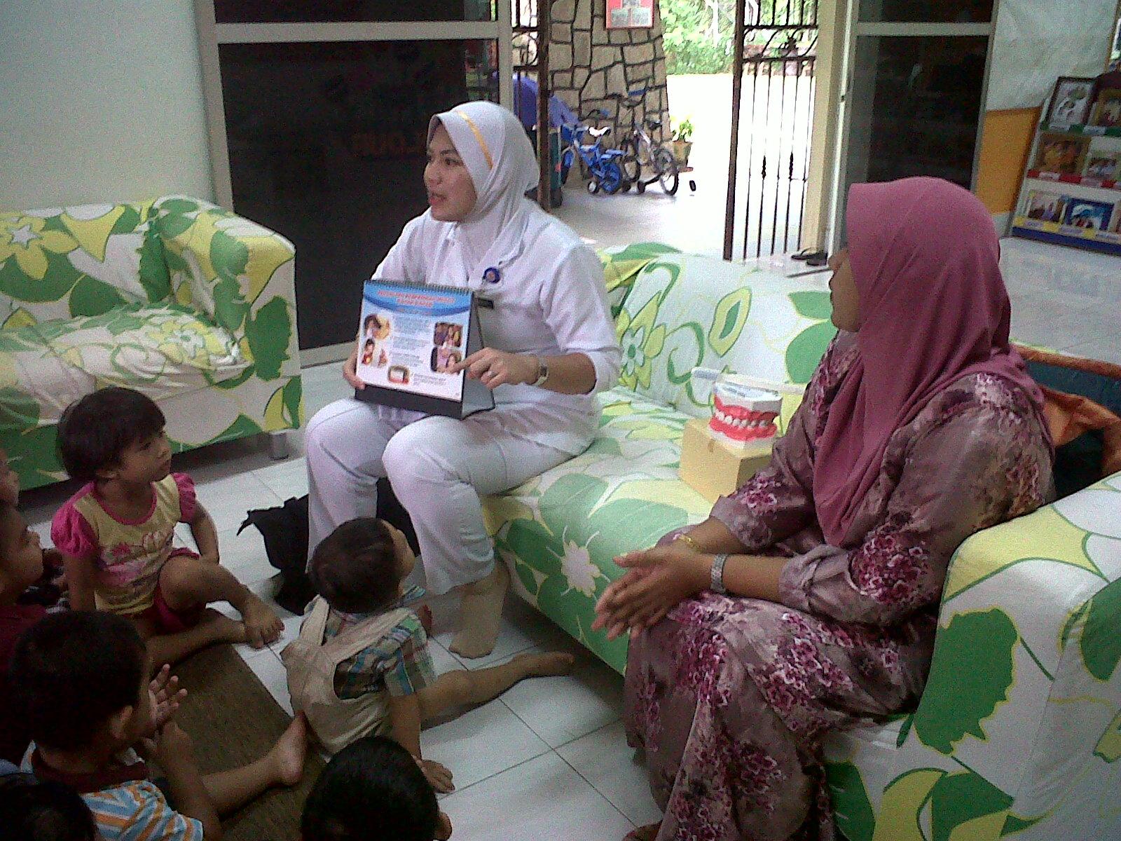 Pusat Anak Permata Negara Papn Bukit Peringgit Melaka Lawatan Dari