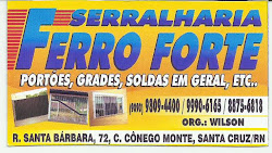 SERRALHERIA FERRO FORTE