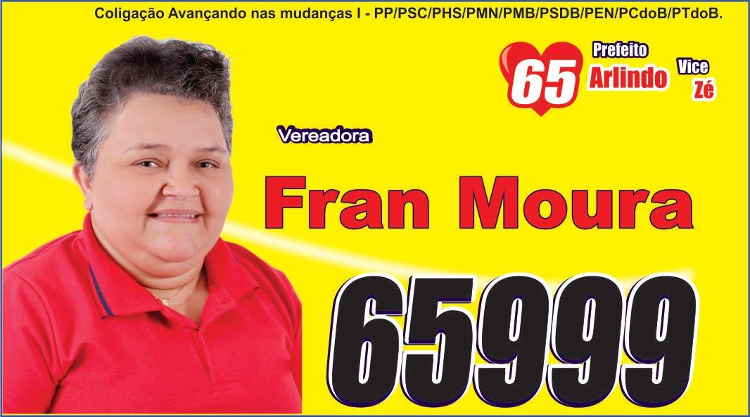 #SOMOSTODOSFRANMOURA!