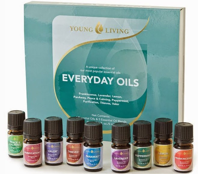 Everday Oils Kit