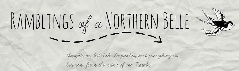 Ramblings of a Northern Belle