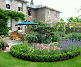 Modern Homes Garden Designs Ideas