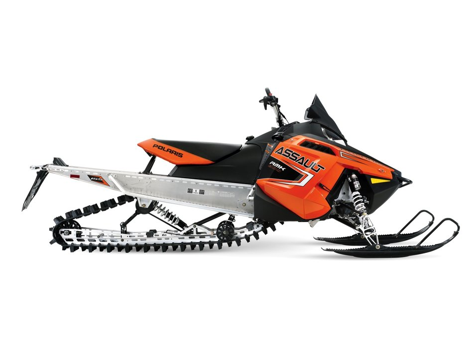 2012 Polaris 800 Switchback Assault Walk Around