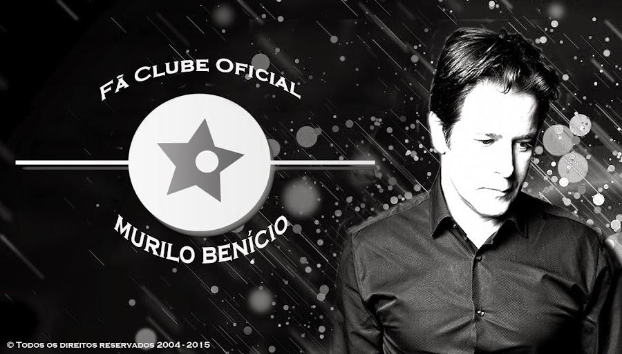 MURILO BENÍCIO - Fã Clube Oficial do melhor ator do Brasil