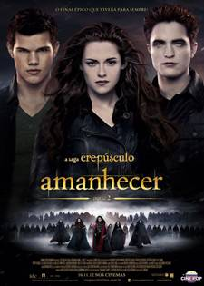 Download A Saga Crepúsculo Amanhecer Parte 2 RMVB Dublado + AVI Dual Áudio + Torrent