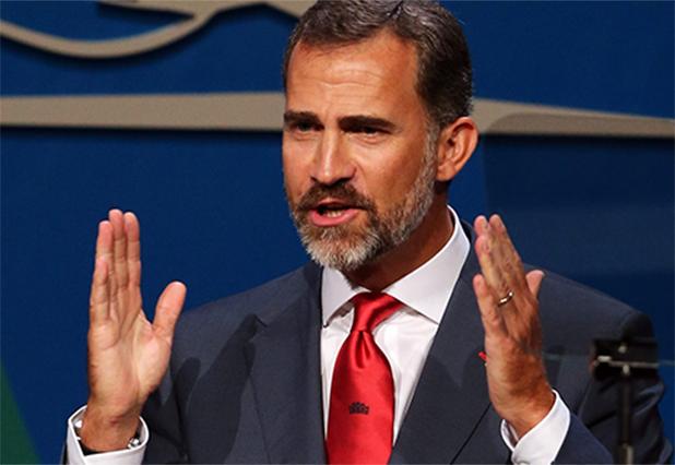 felipe sexto vi nuevo rey de españa coronacion monedas euro 2014
