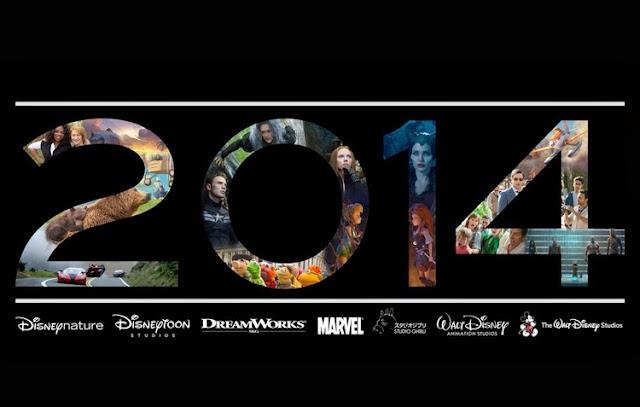 Walt Disney Studios movie releases for 2014