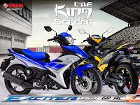 Harga Jupiter MX King dan MX 150 Di Pasaran Indonesia