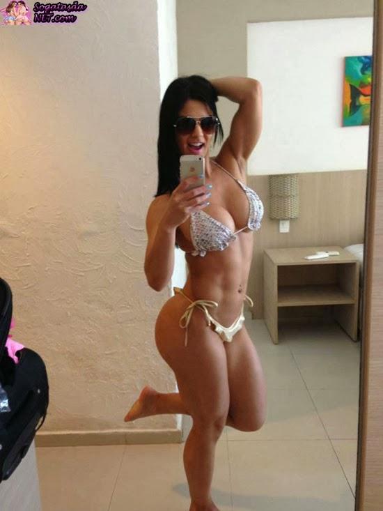 A Musa do Fitness Eva Andressa - Foto 1