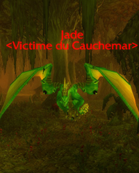 mob rare marais des chagrins: jade