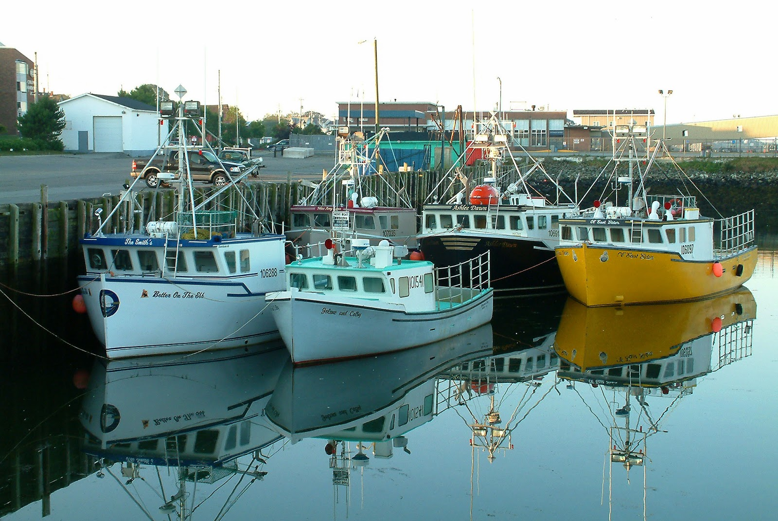 Retire from the usual in liverpool nova scotia food for Nova scotia fishing