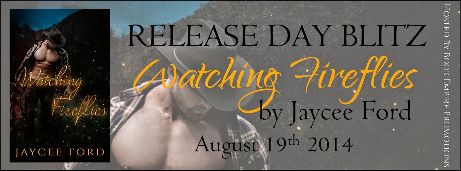 Release Blitz + Giveaway – Watching Fireflies by Jaycee Ford