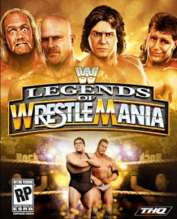 Download WWE Legends of WrestleMania PC Full Version