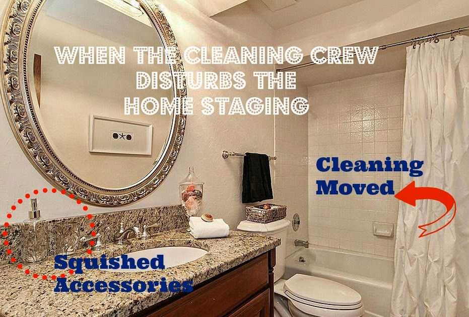 Bathroom Home Staging