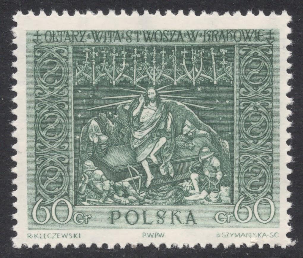 Stamp engravers szymanska barbara