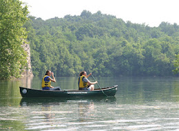 Mead's Lake: Canoe rentals