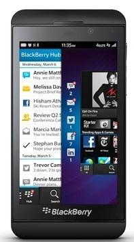 spesifikasi blackberry 10