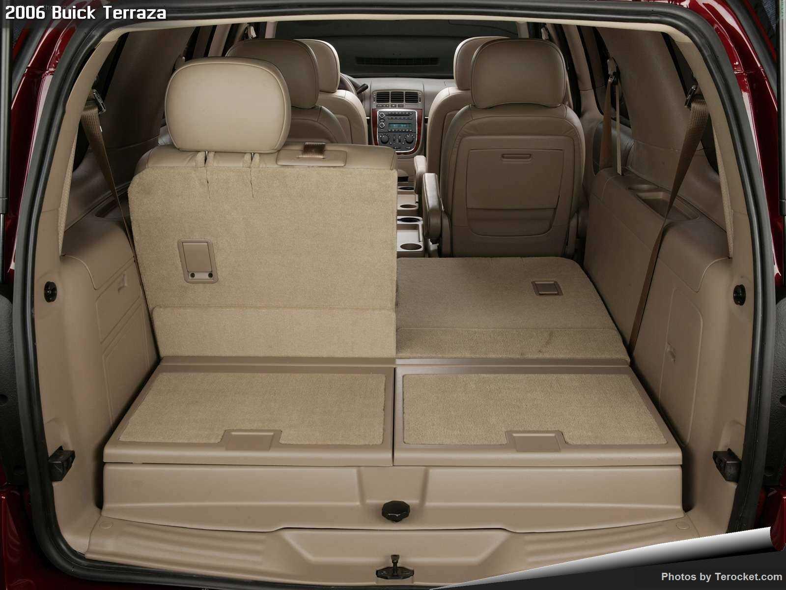 Hình ảnh xe ô tô Buick Terraza 2006 & nội ngoại thất