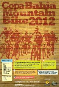 1ª Etapa Copa Bahia Mountain Bike 2012