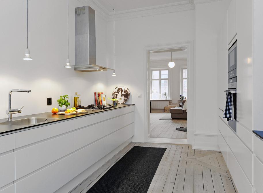 Iluminaci n para la cocina - Iluminacion para cocinas ...