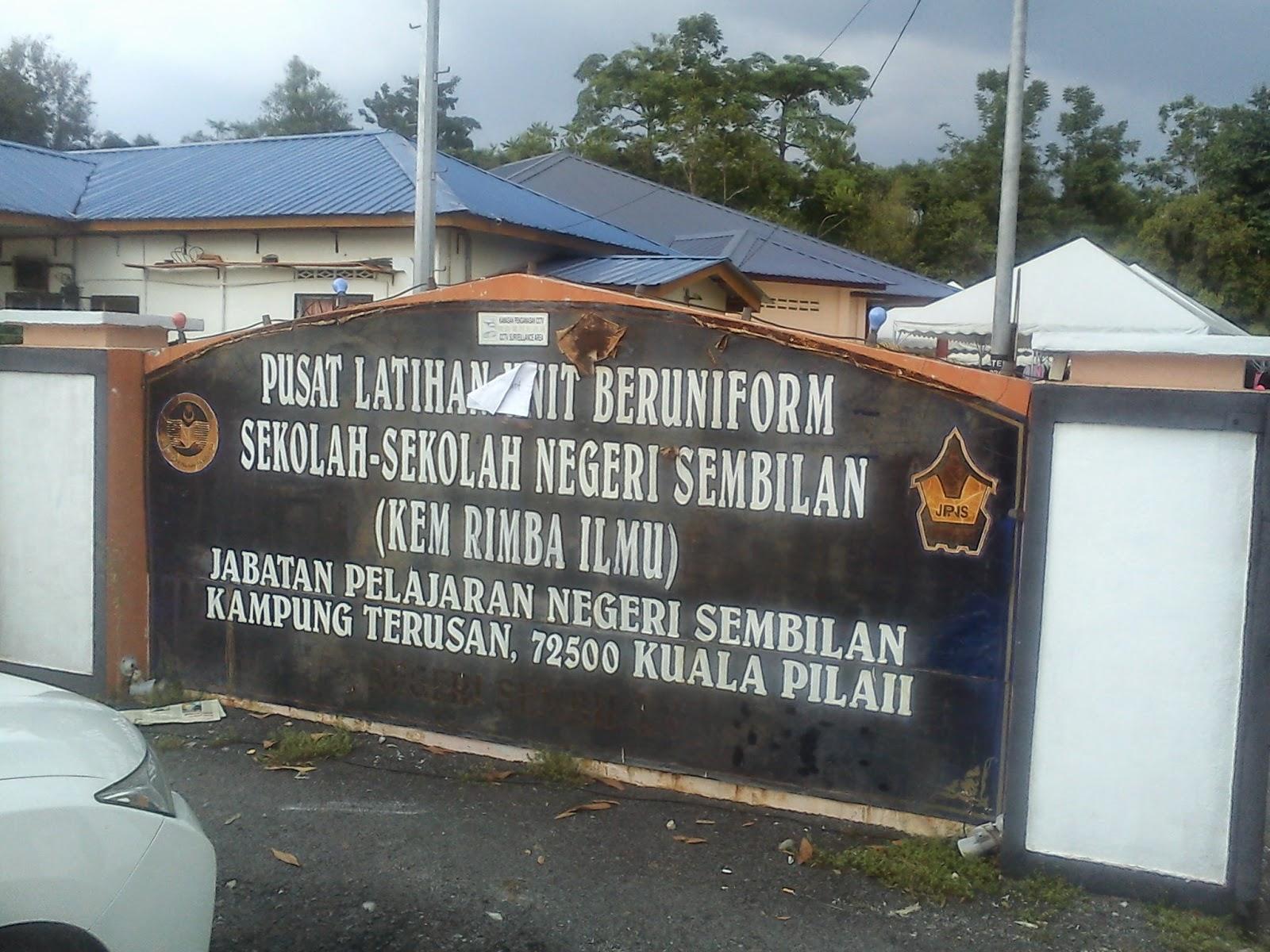 PERKEMAHAN PUTERI ISLAM PERINGKAT DAERAH JEMPOL TAHUN 2015