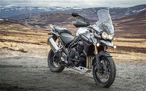 Triumph Tiger Explorer Mileage and Price