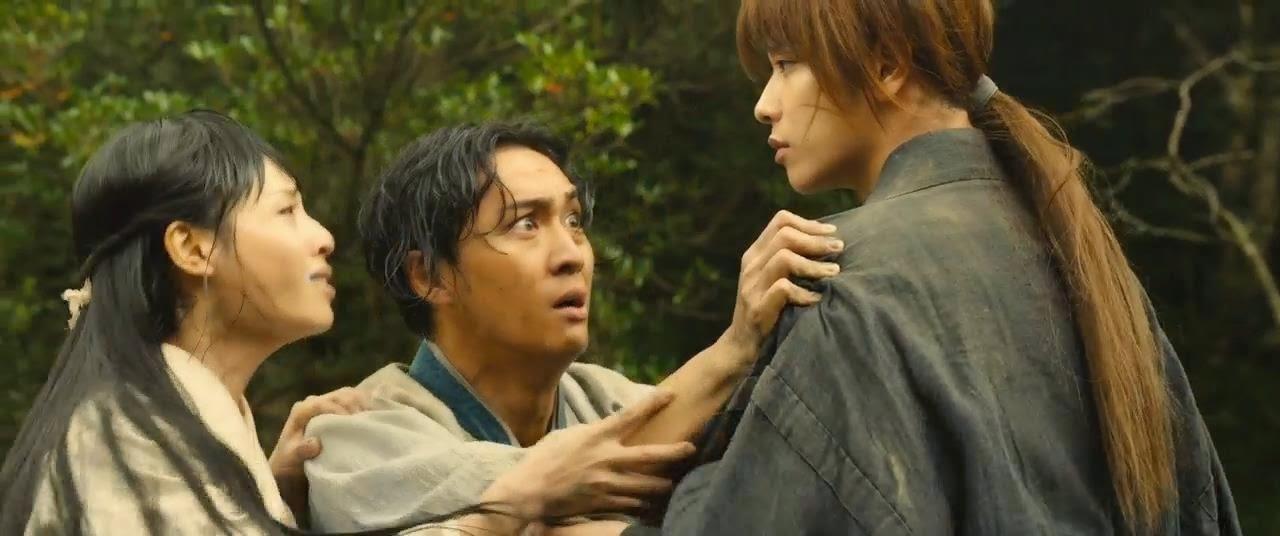 Rurouni Kenshin: Kyoto Inferno (2014) BRrip 720p Lat-Jap