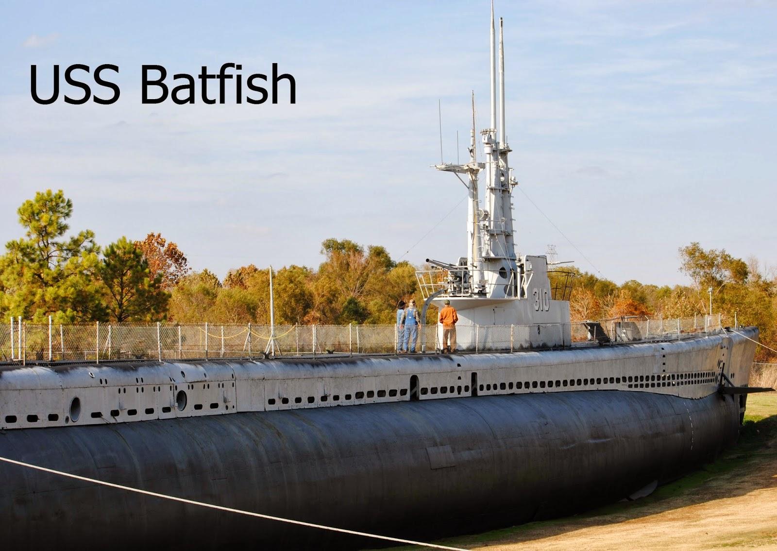 Batfish Submarine | Stone Cottage Adventures Uss Batfish Hands On Wwii Submarine Museum