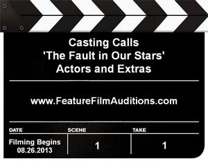 The Fault in Our Stars Casting Call