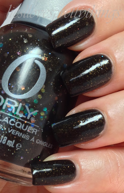 Orly Androgynie swatch and review