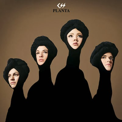 The 10 Worst Album Cover Artworks of 2013: 10. CSS - Planta