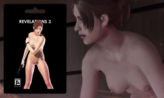 claire redfield sexy naked