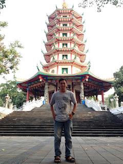 pagoda watugong - semarang