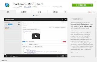 PostMan - REST Client