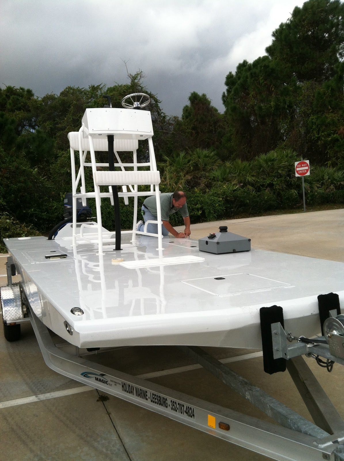 Seadek Marine Products Durable And Shock Absorbent Pe Eva Foam Power Boat Installation Fishing Hunting Kayak Led 210 Digitizing A New Reflex 20 Flots From Works Out Of Leesburg Fl Once The Pads Install Are Finished Ill Post Some Follow Up Shots