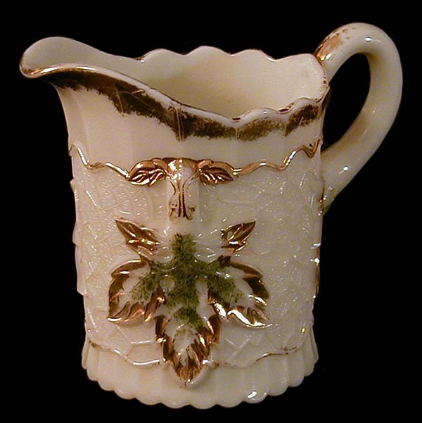 Custard Maple Leaf Creamer