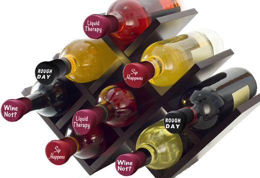 Eco Friendly Wine Stoppers #wine