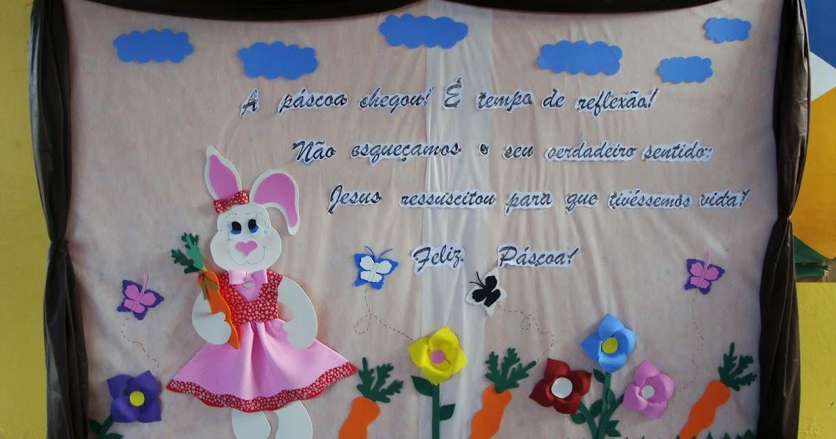 Escola simone moura rosa mural sobre a pascoa for Blog mural do oeste