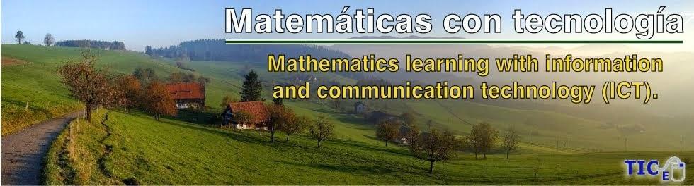 Matemáticas con Tecnología