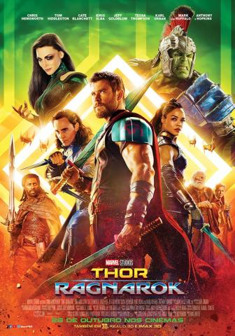 Filme Poster Thor: Ragnarok