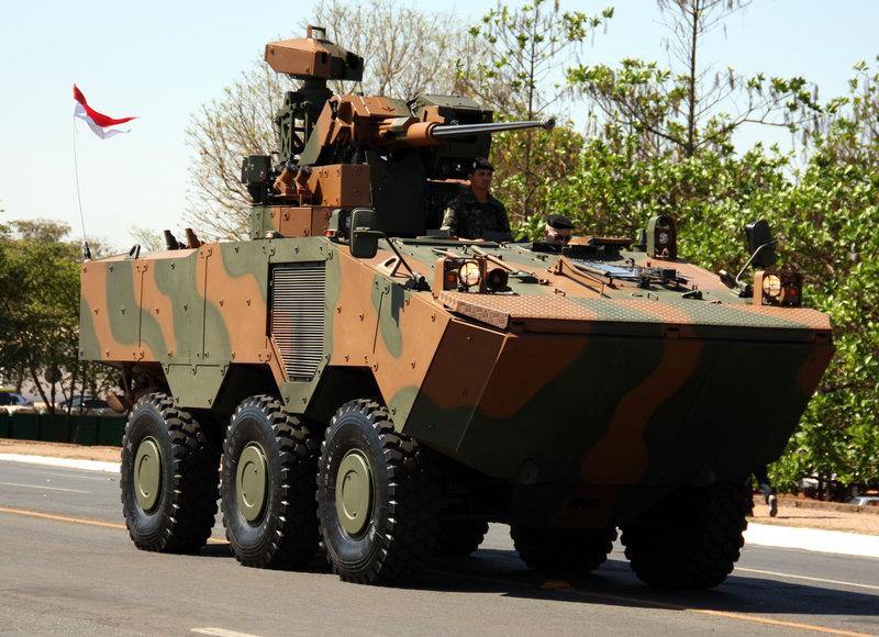 El Ejército argentino compra 14 unidades del VBTP-MR Guaran