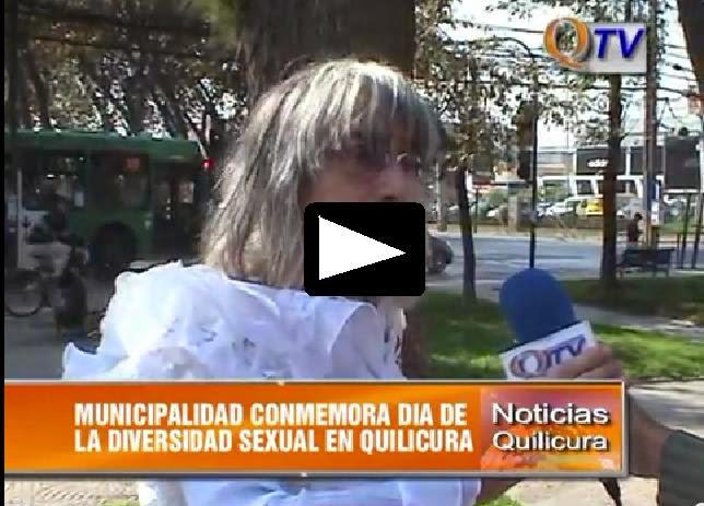 DIA DE LA DIVERSIDAD SEXUAL EN QUILICURA