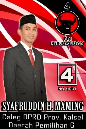 syafruddin h. maming
